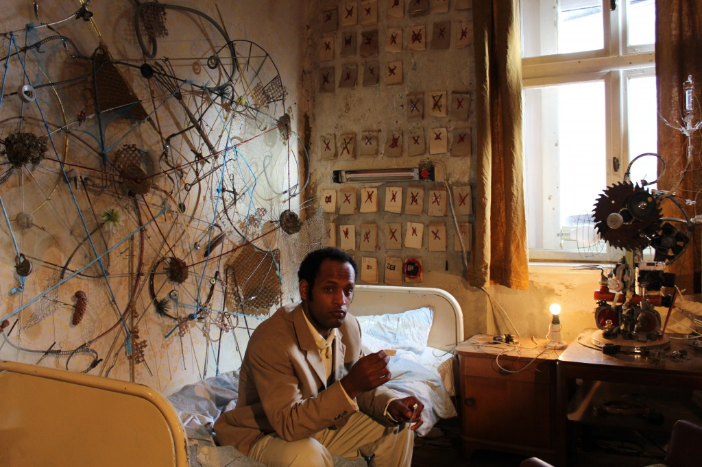 Niklas Zimmer - Selam Tadese